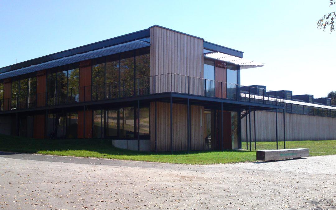 Hohbergsporthalle in Plüderhausen